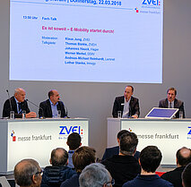 Der ZVEI auf der Light + Building 2018