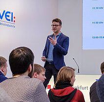 Der ZVEI auf der Light + Building 2018 - Industry meets Students