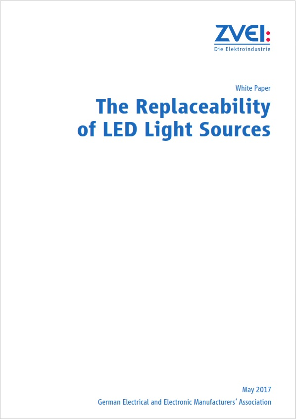 The Replaceability of LED Light Sources - zvei.org