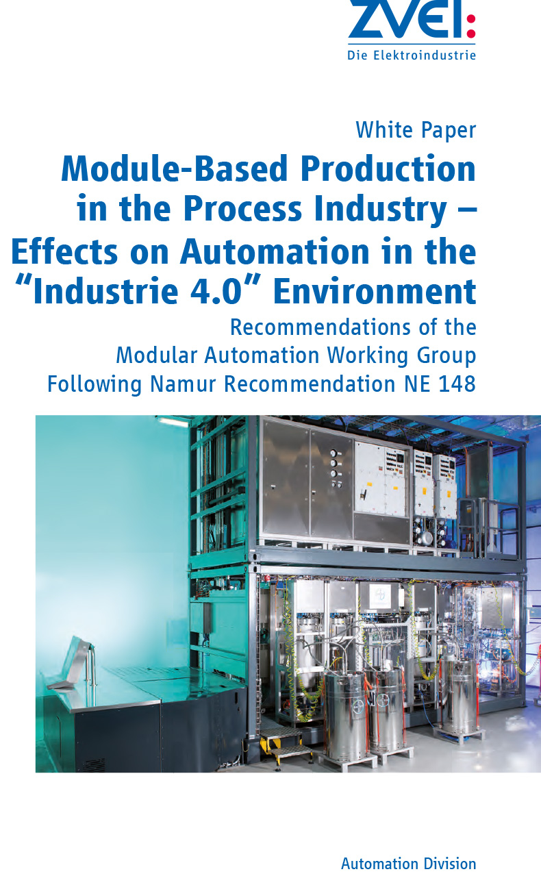 White Paper: Module-Based Production in the Process Industry ...