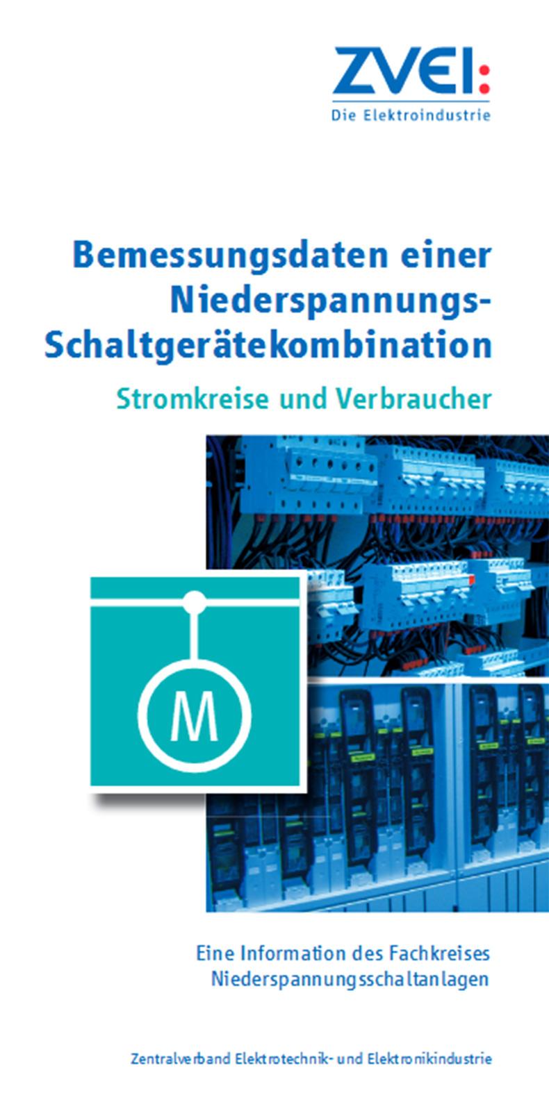 Bemessungsdaten einer Schaltgerätekombination - Stromkreise und ...