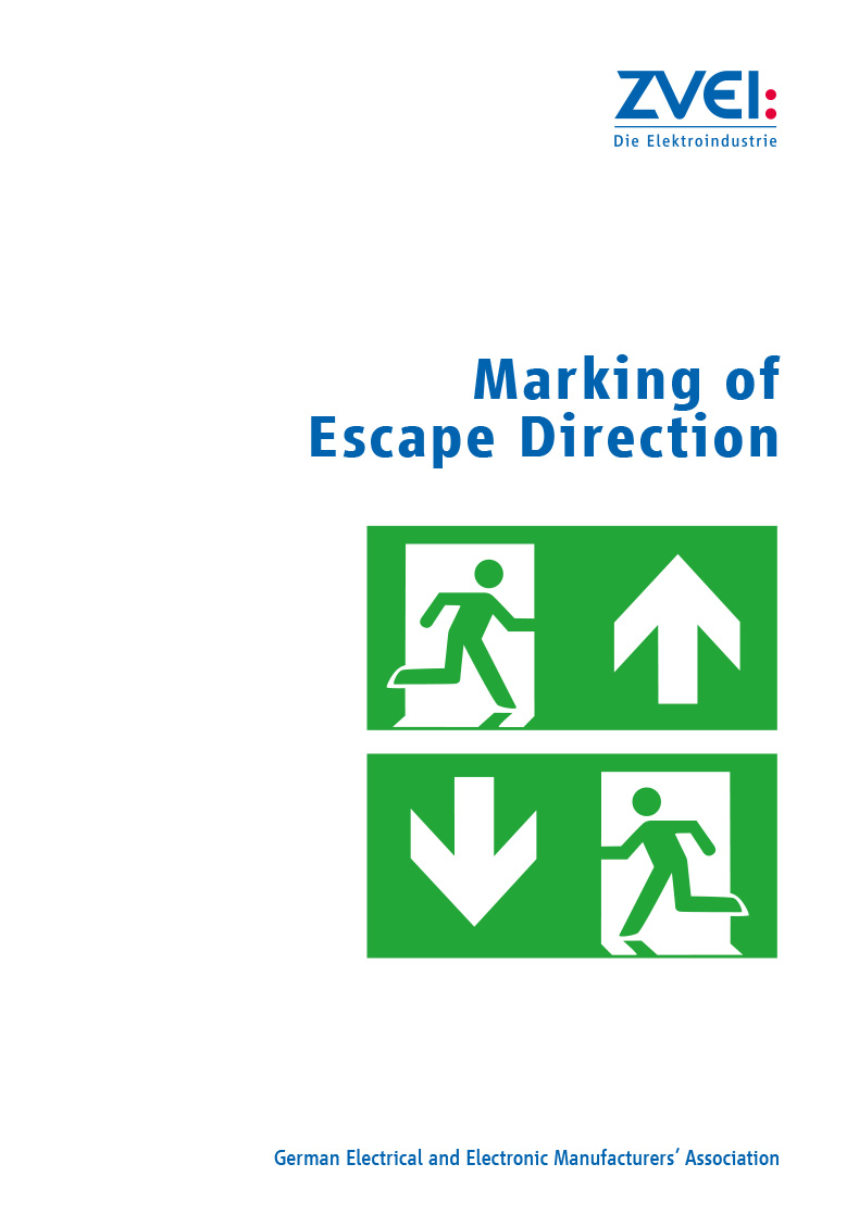 Marking of Escape Direction - zvei.org