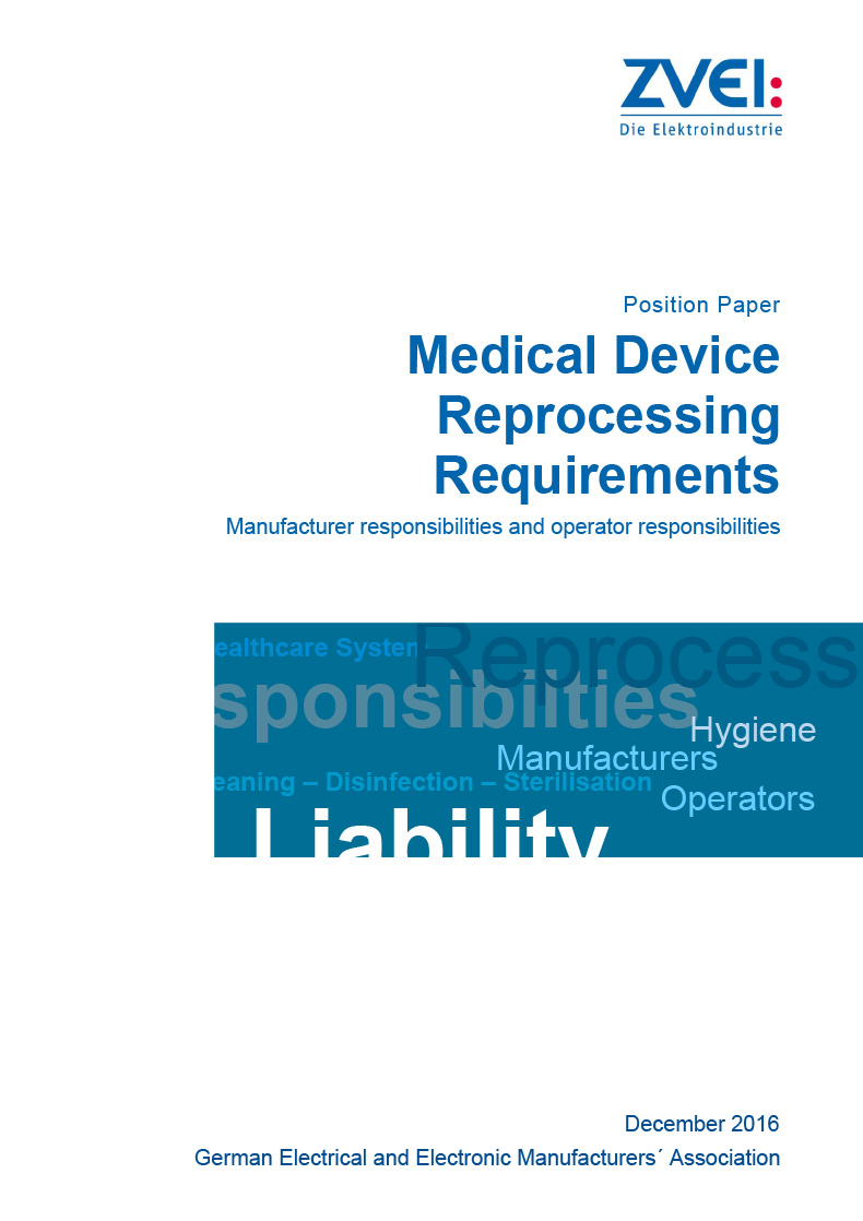 Reprocessing Medical Devices - zvei.org