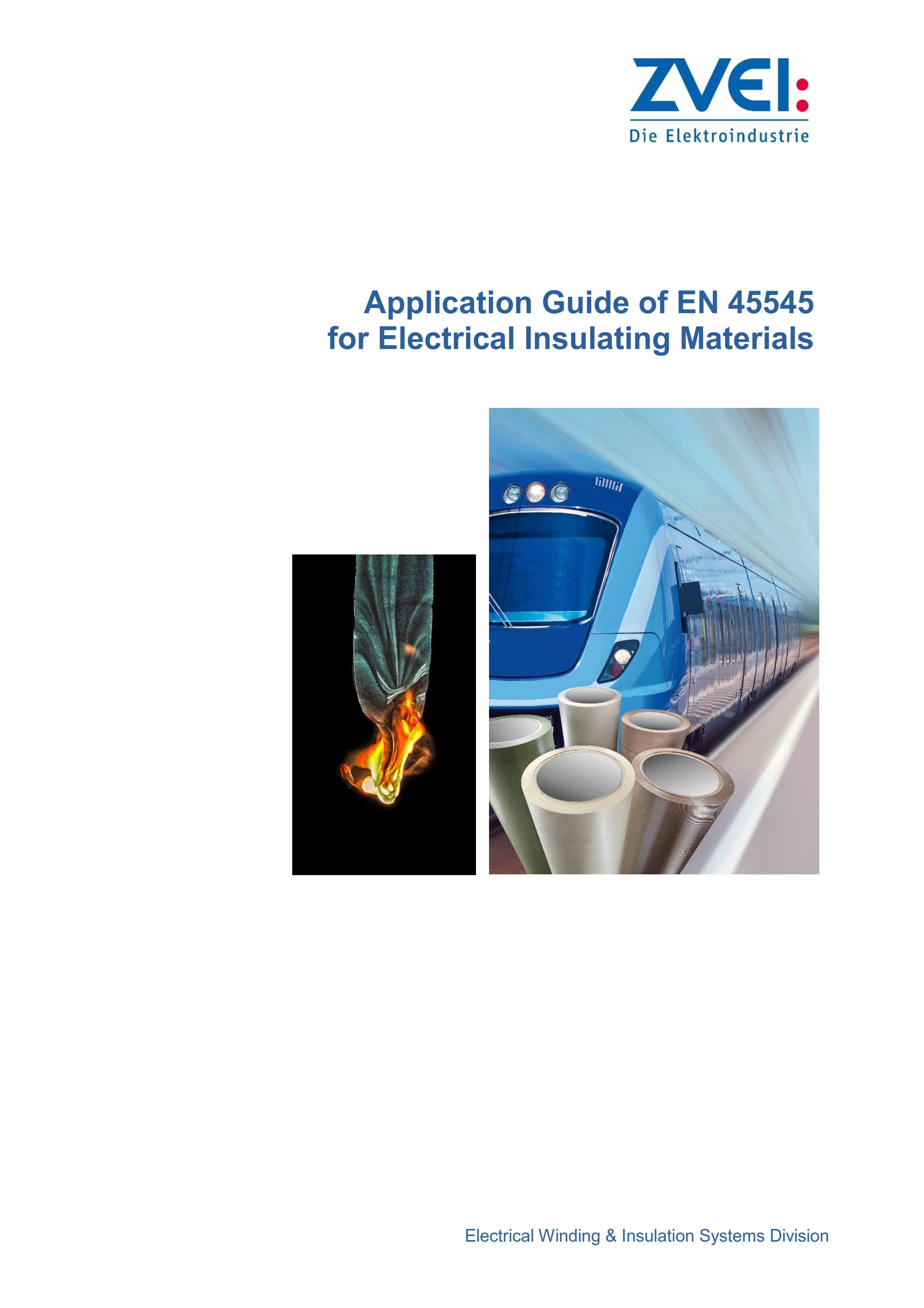 Railway Standard En 45545 Application Manual For Electrical With An Understanding Of This First Requirement Electric The Describes Time European Wide Uniformly Technical Requirements Regarding Fire Protection All Used Materials In Rolling