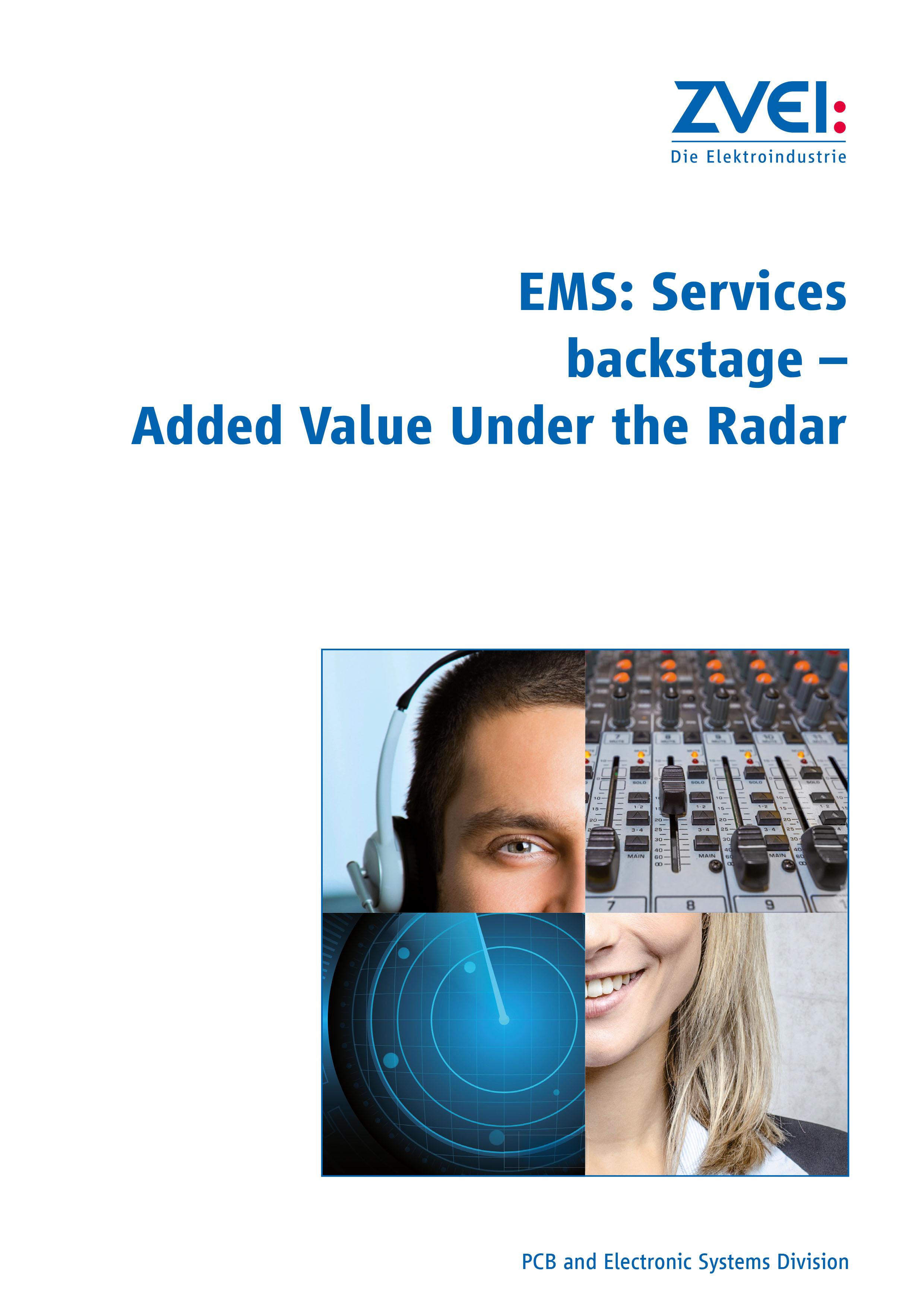 EMS: Services backstage – added Value Under the Radar - zvei.org