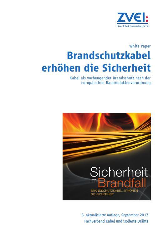 White Paper: Brandschutzkabel erhöhen die Sicherheit - zvei.org
