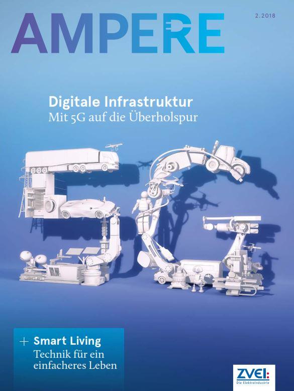 Digitale Infrastruktur: Mit 5G auf die Überholspur - zvei.org