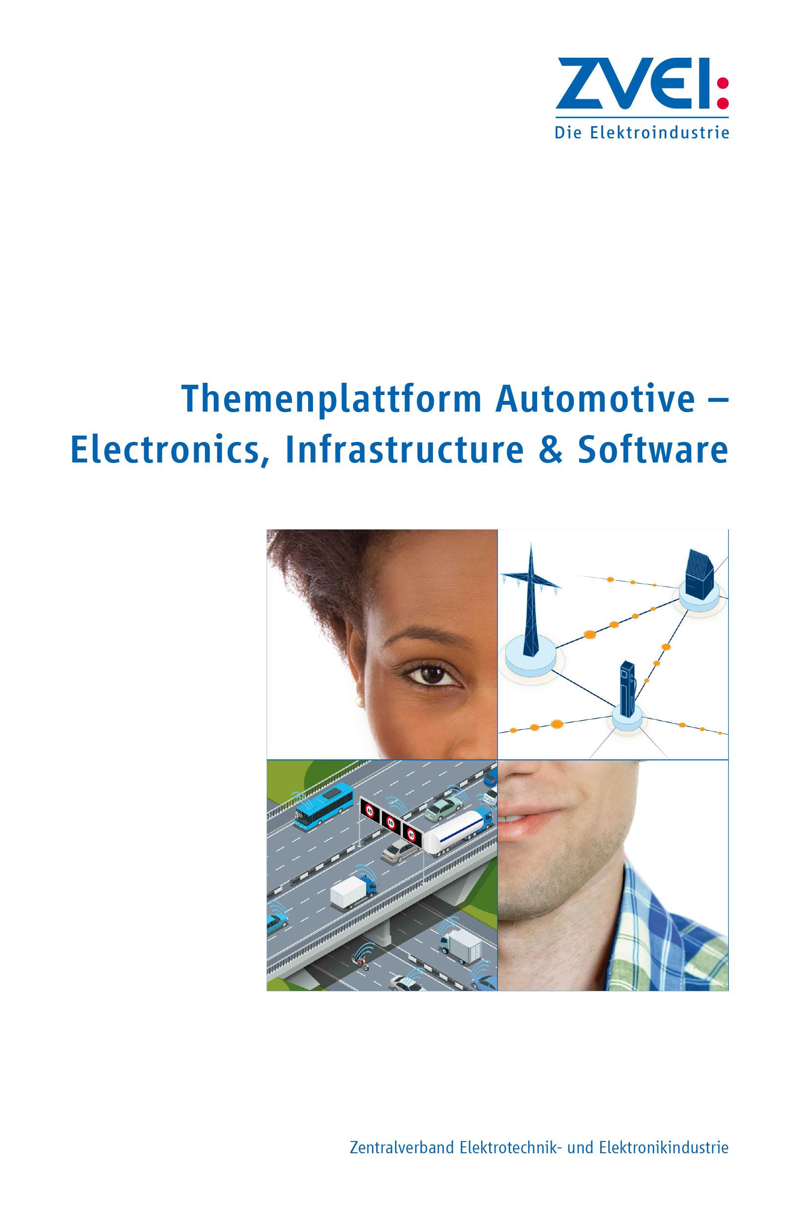 Themenplattform Automotive – Electronics, Infrastructure ... on
